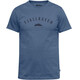 Fjällräven Trekking Equipment T-Shirt Men blue ridge